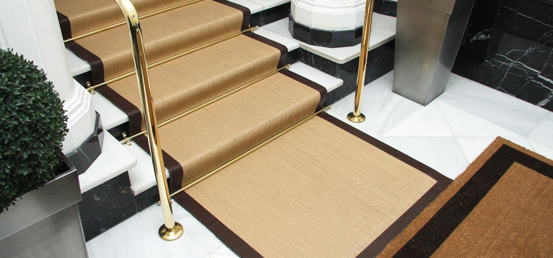 Pasilleros para empresas en madrid alfombras de escalera para empresas - Alfombras para empresas ...