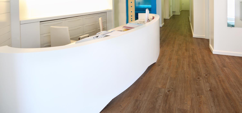 Pavimento y suelo vinílico PVC en Madrid para Empresas