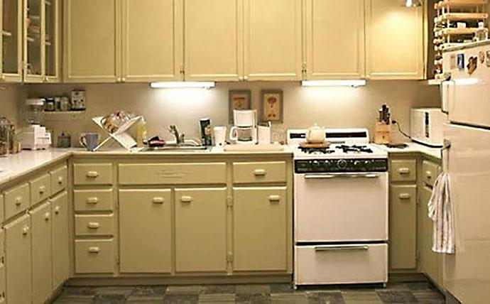 Cocina Carrie Bradshaw