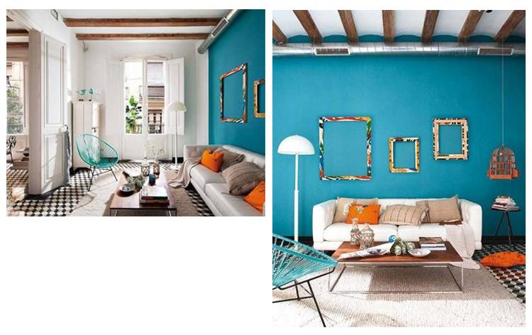 estilos decorativos - ecléctico