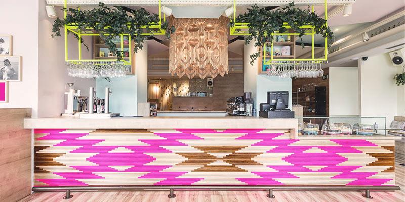 8 restaurantes con decoración cool donde además se come bien Madrid