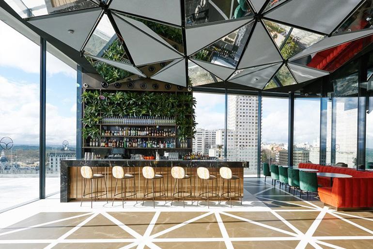 Los bares de hoteles más impresionantes de Madrid Madrid