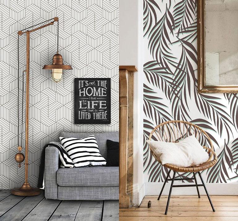 Inspiración para decorar paredes Madrid