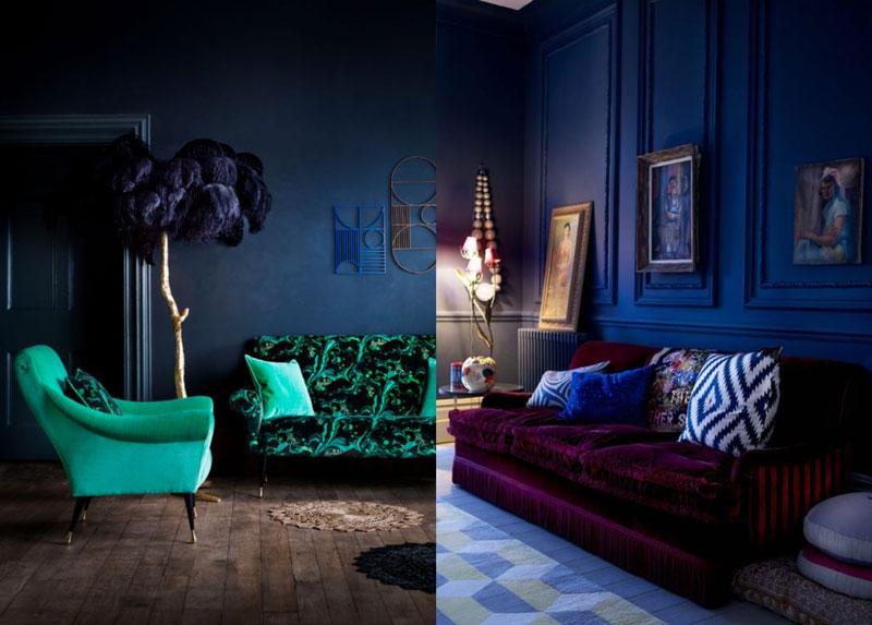 Cómo iluminar habitaciones oscuras Madrid