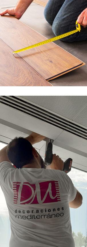 ico-medición e instalación Madrid