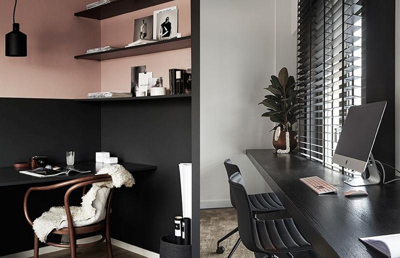 decorar-con-negro-oficina