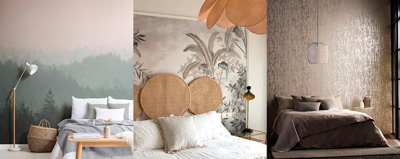 Papel pintado: ¿Cómo elegir según la estancia? Madrid
